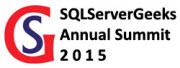 SQLServerGeeks Annual Summit Logo